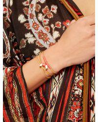Aurelie Bidermann | Pink Takayama Baby Horn Bracelet | Lyst