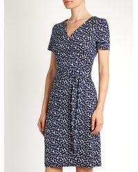 Diane von Furstenberg - Blue New Julian Dress - Lyst