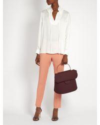 ROKSANDA - Multicolor Front-flap Leather Bag - Lyst