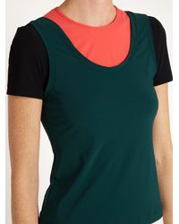 NO KA 'OI - Multicolor Nana Performance Stretch-Crepe T-shirt - Lyst