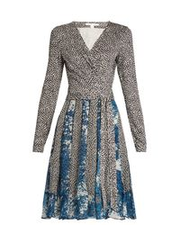 Diane von Furstenberg | Blue Caprice Dress | Lyst
