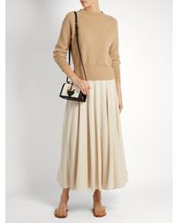 Loewe - Multicolor Barcelona Floral-print Leather Cross-body Bag - Lyst