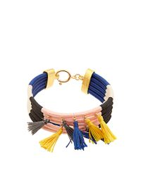 Isabel Marant | Multicolor The Wailers Multi-tassel Bracelet | Lyst