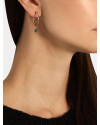 Isabel Marant - Multicolor Perky Hoop Earrings - Lyst