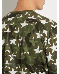 Valentino Green Camustars Sweatshirt for men