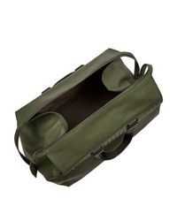 Bottega Veneta - Multicolor Intrecciato-panelled Leather Weekend Bag for Men - Lyst
