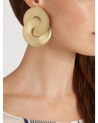 Fay Andrada - Multicolor Pari Brass Earrings - Lyst