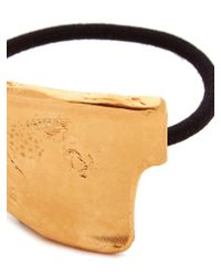 Alighieri - Metallic The Over-thinker Gold-plated Hair Tie - Lyst