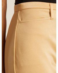 Balenciaga | Multicolor High-rise Scuba-jersey Leggings | Lyst