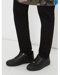 Jimmy Choo - Black 'ace' Sneakers for Men - Lyst