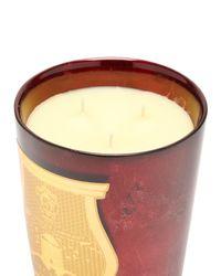 Bougie parfumée en édition limitée Nazareth large Cire Trudon en coloris Red