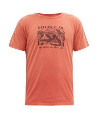 メンズ RRL コットン Tシャツ Multicolor