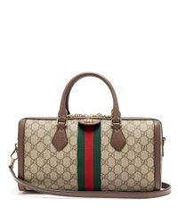 Gucci オフィディア GGスプリーム ボストンバッグ Multicolor