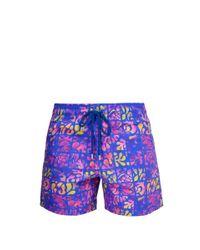 Vilebrequin Blue Moorea Phuket Swim Shorts for men