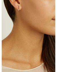 Loren Stewart - Multicolor Diamond, Topaz & Yellow-gold Earrings - Lyst