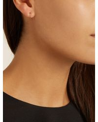 Maria Tash - Multicolor Yellow-gold Earring - Lyst