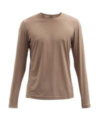 メンズ Reigning Champ デルタピーク 90 ロングスリーブtシャツ Multicolor