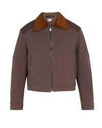 Phipps Purple Recycled Workwear Jacket for men