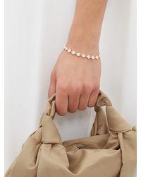 Irene Neuwirth Metallic Opal & 18kt Rose-gold Bracelet