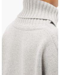 Extreme Cashmere No.20 Oversize Xtra カシミアセーター Multicolor