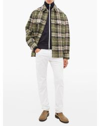 Isabel Marant White Kanh Slim-fit Jeans for men