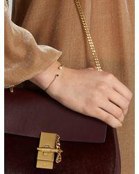 Loren Stewart Multicolor Sapphire, Pearl & Yellow Gold Cuff