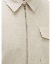 メンズ Schnayderman's コットンリネンツイル ジャケット Natural