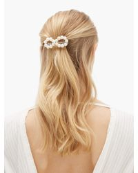 Timeless Pearly パール ヘアクリップ Multicolor