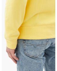 メンズ Polo Ralph Lauren コットンブレンド スウェットパーカー Yellow