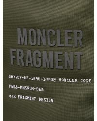 Sac à dos en toile Fragment Hiroshi Fujiwara 7 MONCLER FRAGMENT pour homme en coloris Green