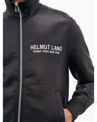 メンズ Helmut Lang コーティング トラックジャケット Multicolor