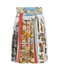 Chopova Lowena ティータオル オーガニックコットンスカート Multicolor
