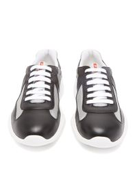 Prada Multicolor America's Cup Low-top Trainers for men