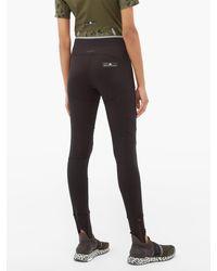 Legging Run Climaheat Adidas By Stella McCartney en coloris Black