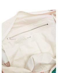 The Row Multicolor Bilum Knit Shoulder Bag