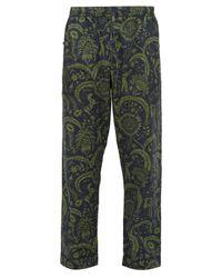 メンズ Desmond & Dempsey ゾコロ フローラル コットン パジャマパンツ Multicolor