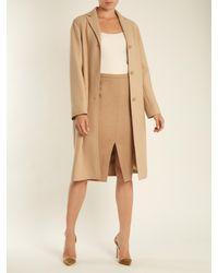 Max Mara Natural Nanna Skirt