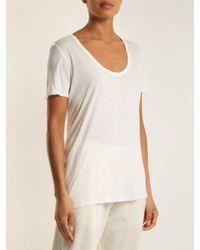 The Row Stilton Tシャツ White