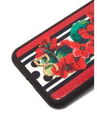 Dolce & Gabbana レザー Iphone Xs Max ケース Multicolor