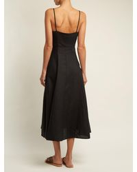 Mara Hoffman - Black Robyn A-line Dress - Lyst
