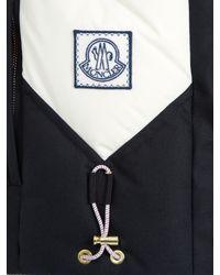 Moncler Gamme Bleu - Black High-neck Quilted Down Hooded Gilet for Men - Lyst