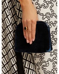 Valentino - Multicolor Stone-embellished Signet Ring - Lyst