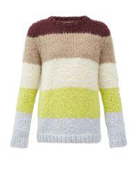 Gabriela Hearst ウォルター ボーダー ニットセーター Multicolor