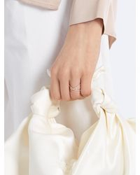 Susan Foster Metallic Diamond & Yellow Gold Ring