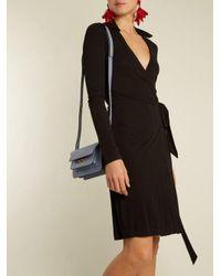 Diane von Furstenberg Black New Jeanne Two Dress