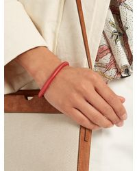 Isabel Marant - Multicolor Lacquered-brass Bracelet - Lyst