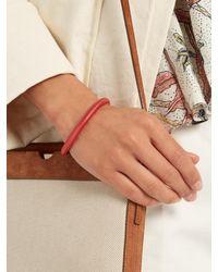 Isabel Marant | Multicolor Lacquered-brass Bracelet | Lyst