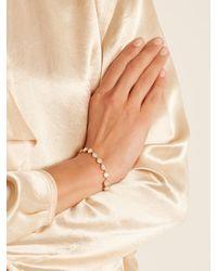 Irene Neuwirth - Multicolor Opal & Rose-gold Bracelet - Lyst