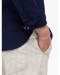 Bracelet en argent sterling à perles Le 11 Le Gramme pour homme en coloris Multicolor