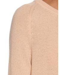 Equipment Natural Sloane Cashmere Sweater